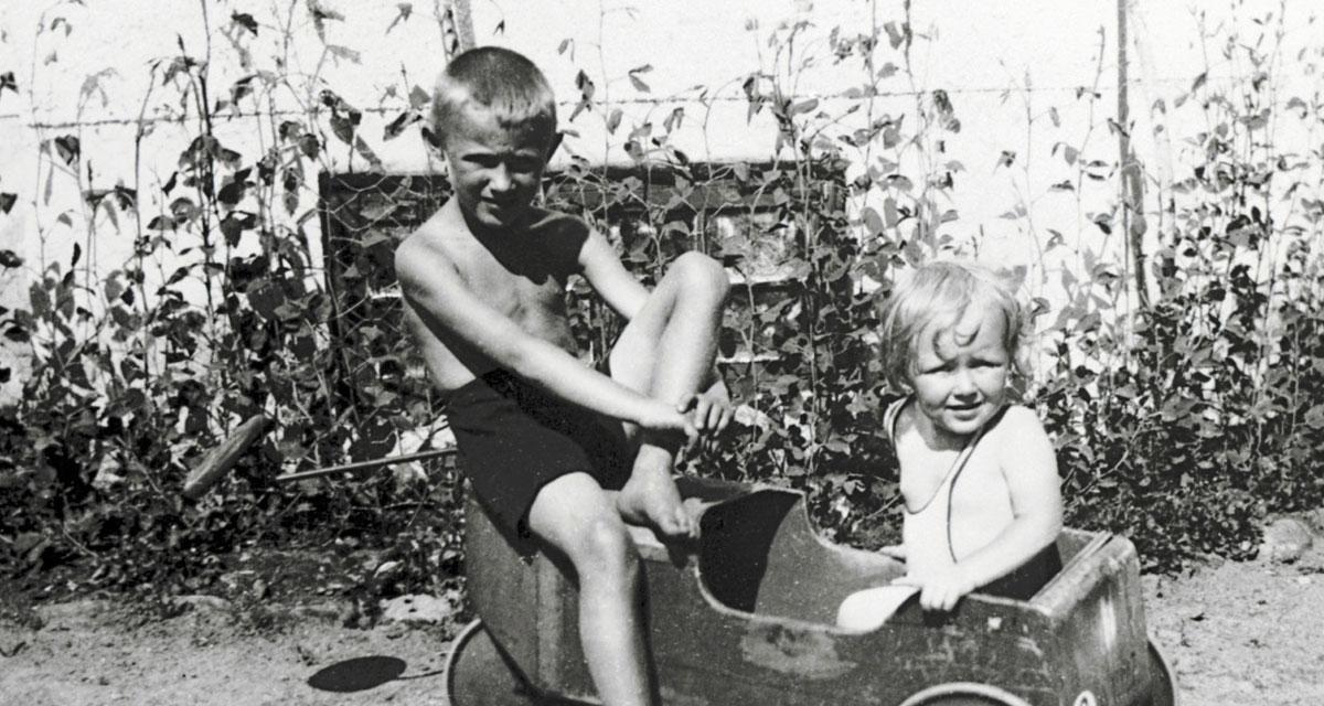 Ingvar era emprendedor desde muy joven, a los 5 años vendía cerillas a sus vecinos