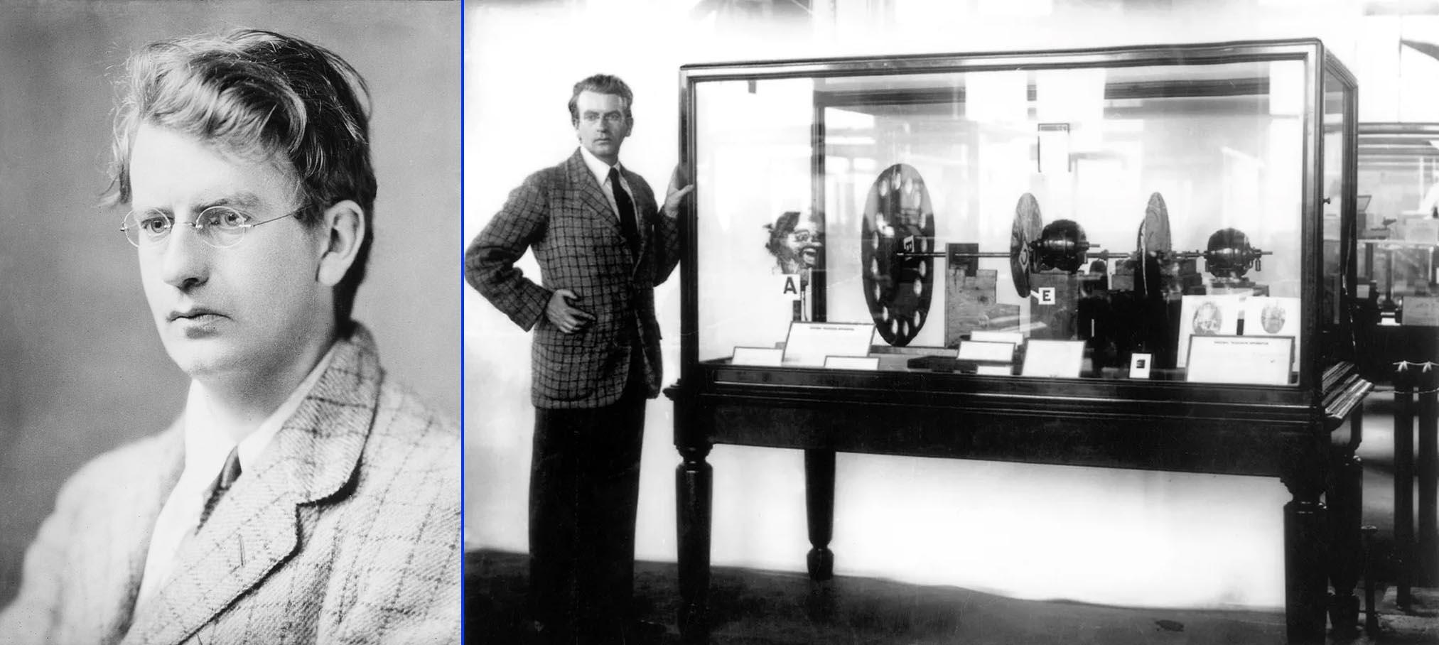 John Logie Baird, inventor del televisor