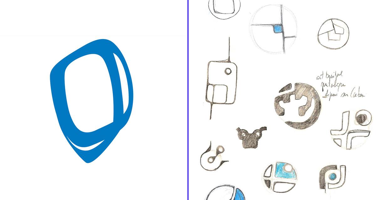El símbolo del 75 aniversario de Orbea está inspirado en la obra de Jorge de Oteiza, Eduardo Chillida y el Santuario de Aranzazu.