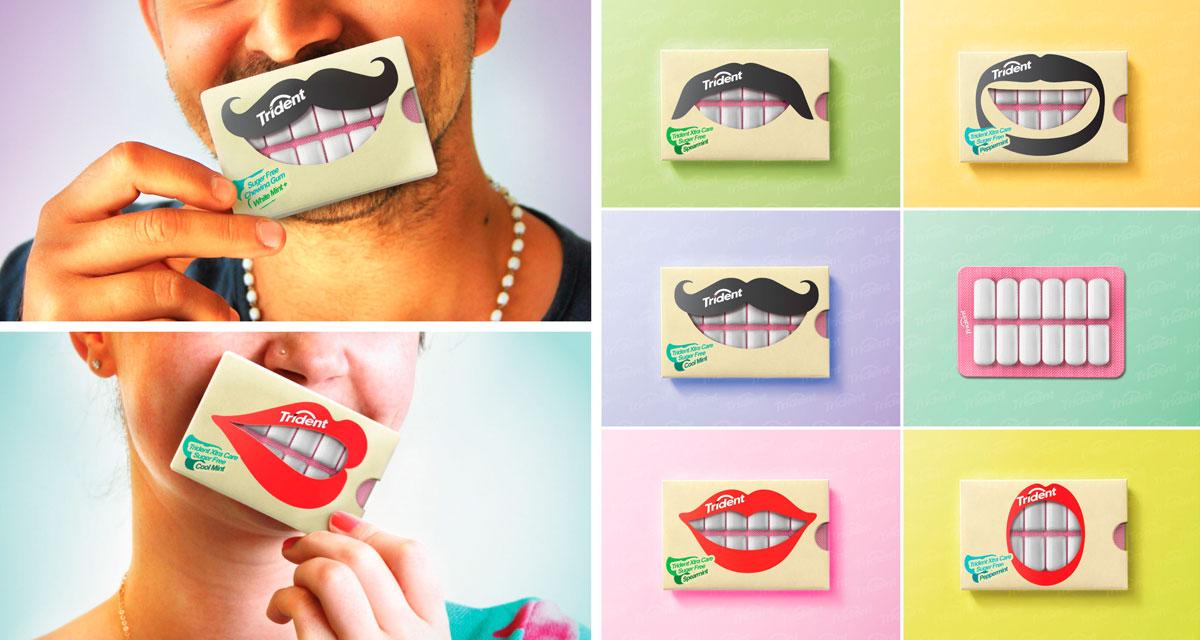 Línea de packaging del diseñador Hani Douaji