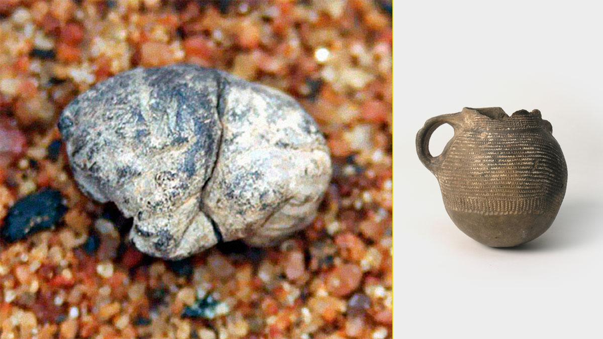 El chicle más antiguo que conocemos es del Neolítico y tiene 5.000 años