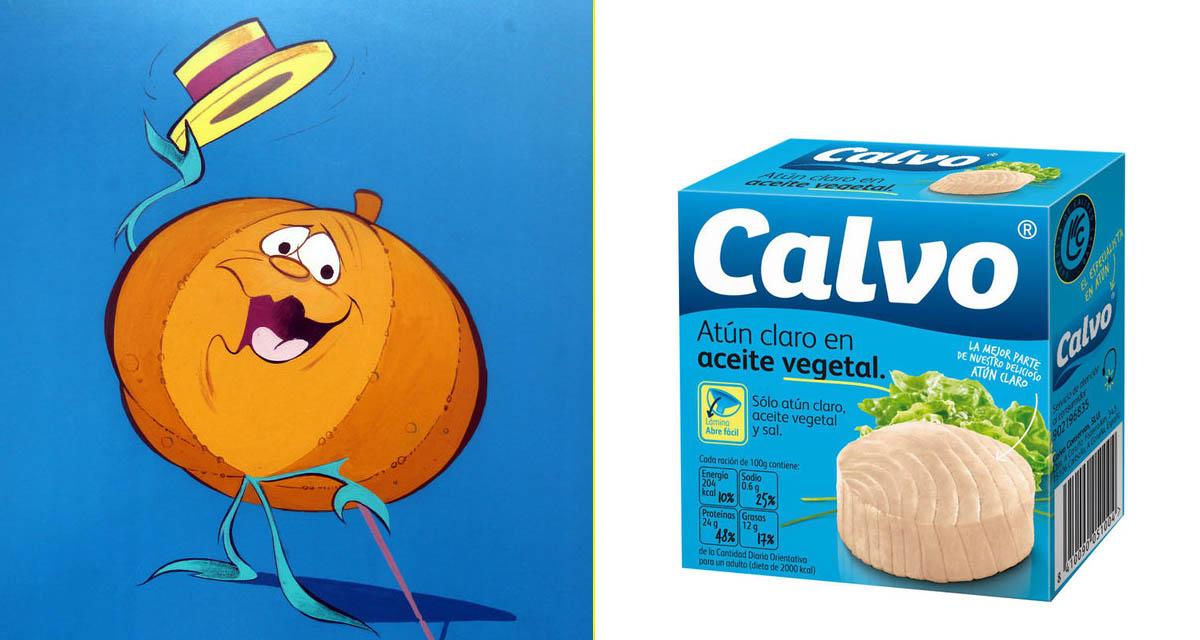 Tras salir en el Un, Dos, Tres... el consumo de Calvo creció un 40%