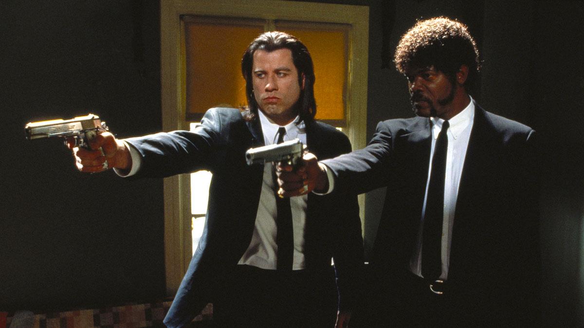 John Travolta usaba la Colt M1911 en la película Pulp Fiction