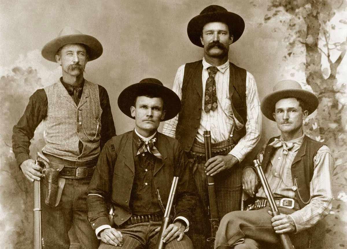 En 1847, los Rangers de Texas encargaron a Colt 1.000 revólveres