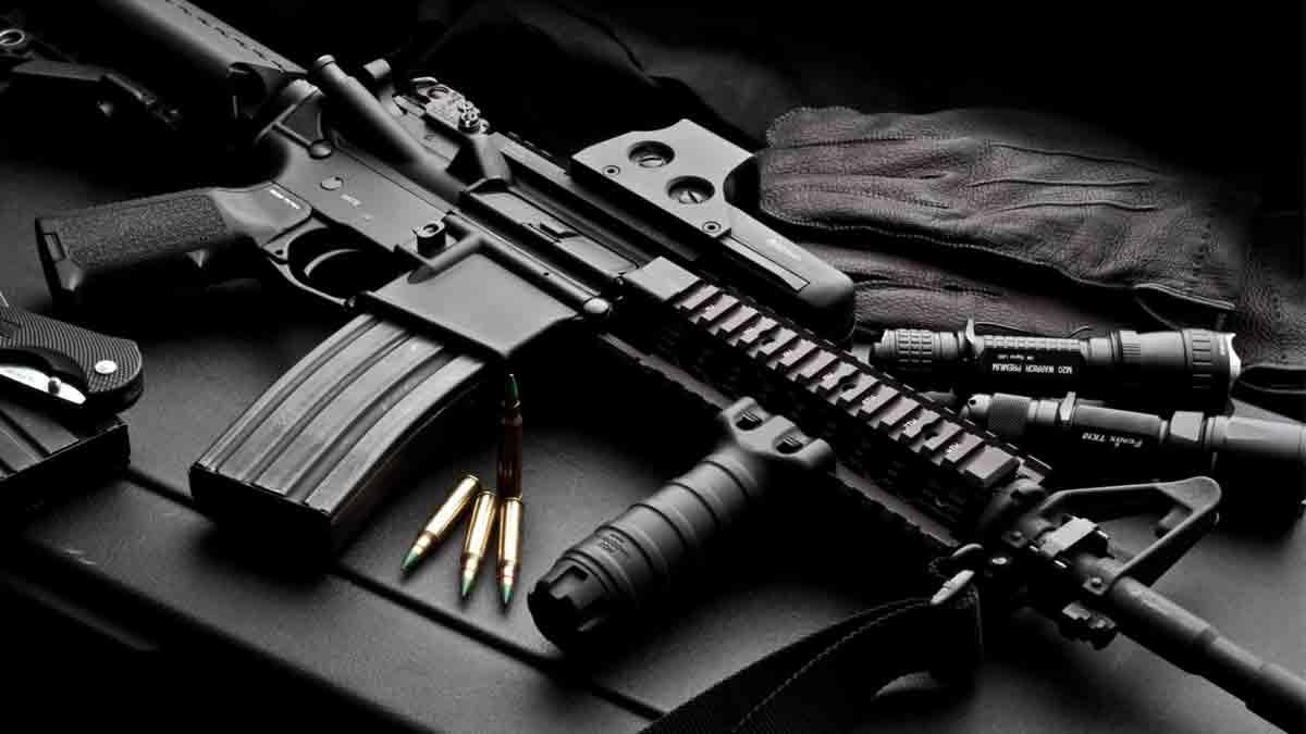 E la actualidad, uno de sus modelos más reconocidos es el Black Colt M4