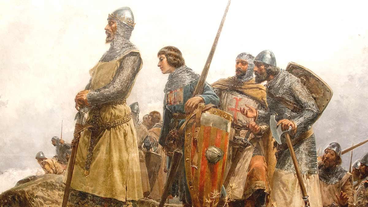 En 1282 Pedro III de Aragón introdujo el juego de naipes en Italia