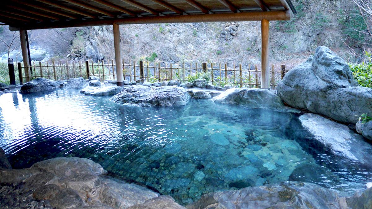 Circuito termal de la Posada Keiunkan