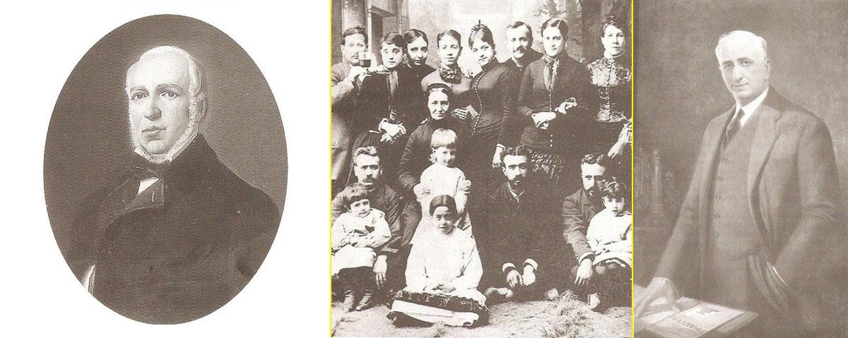 Casimiro Mahou Bierhans - Familia Mahou - Casimiro Mahou García