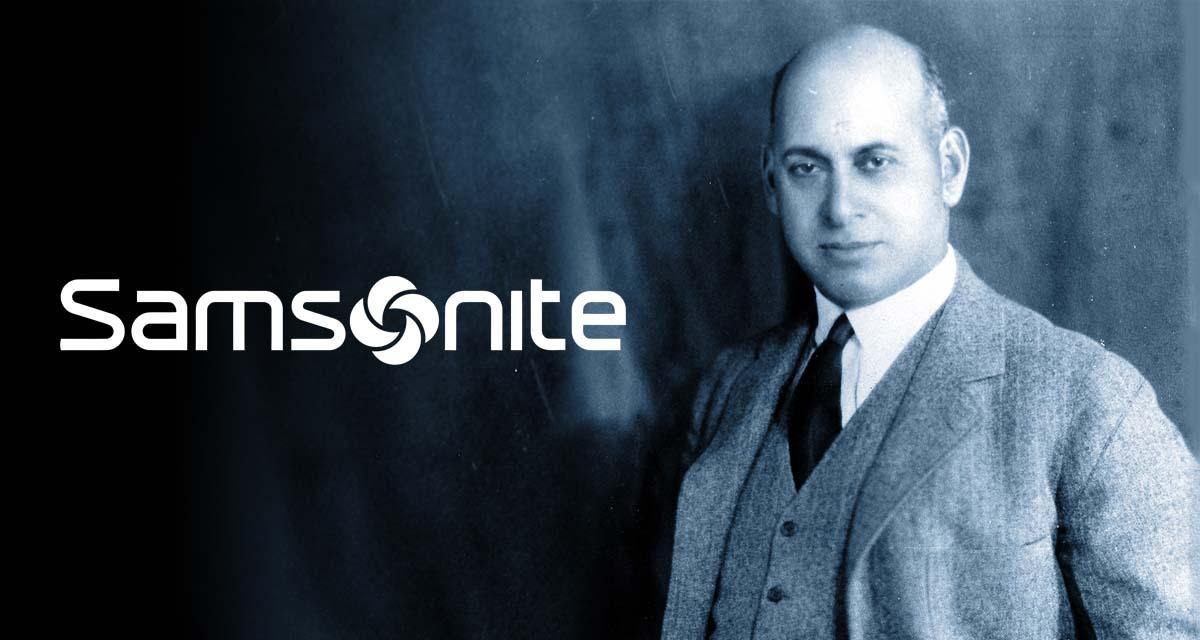 Jesse Shwayder, fundador de la marca de equipajes y maletas Samsonite