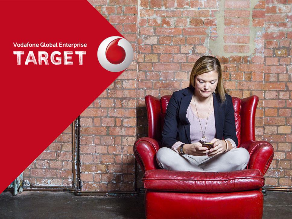 Proyectos / Vodafone UK. App