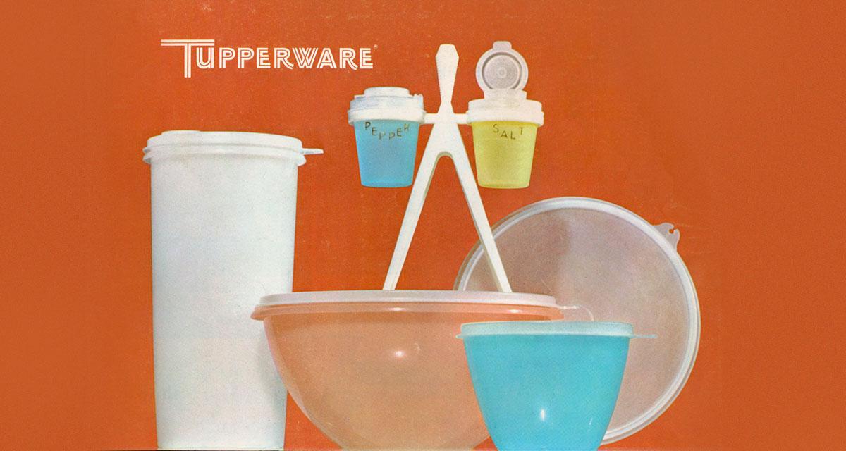 Primera gama de productos Seals de Tupperware