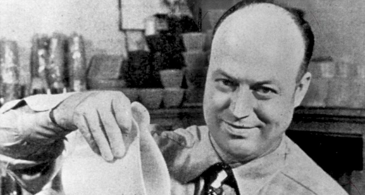 Earl Silas Tupper, inventor del Tupperware