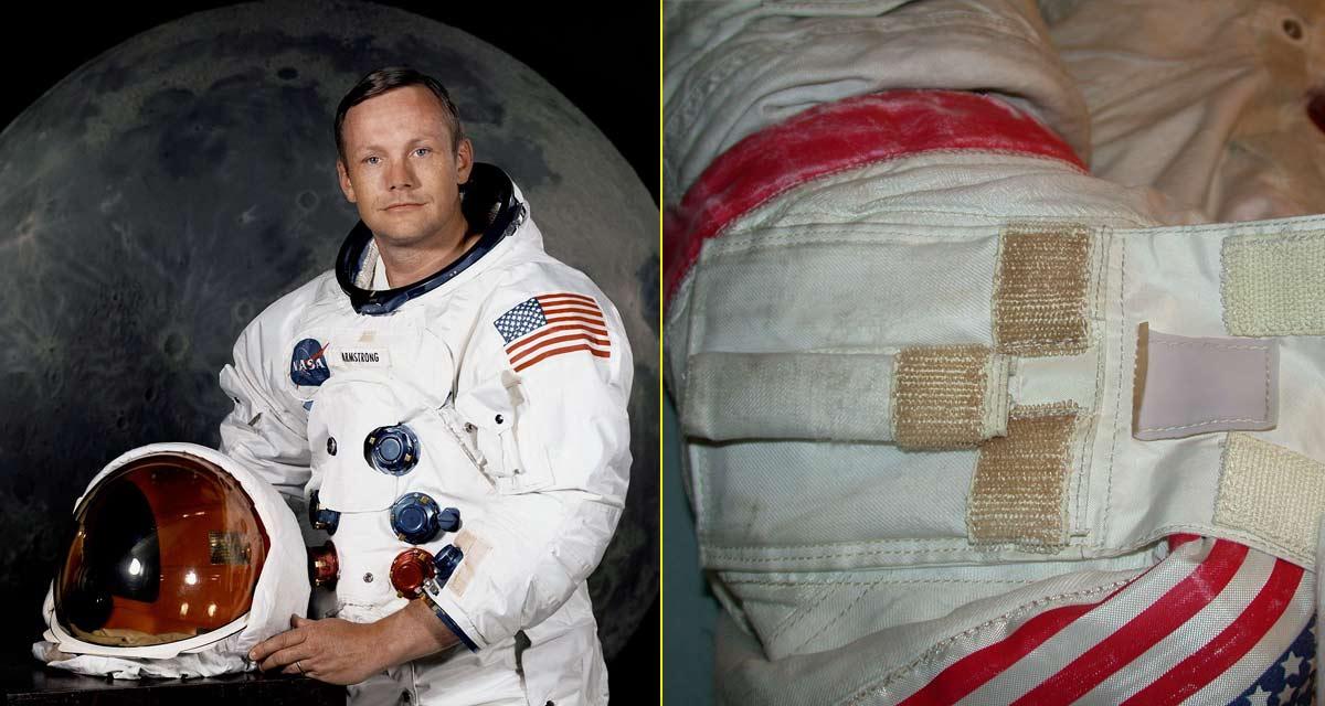Velcro fue esencial para la misión capitaneada por Neil Amstrong a la Luna