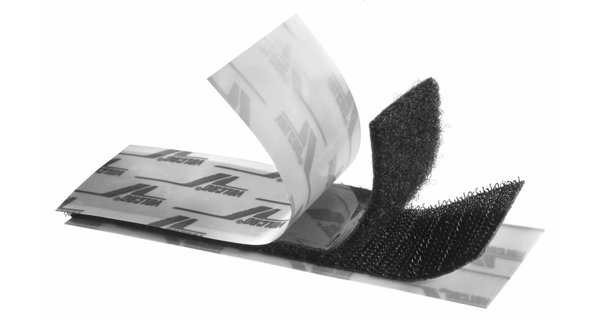 Sistema de cierre original de la marca Velcro