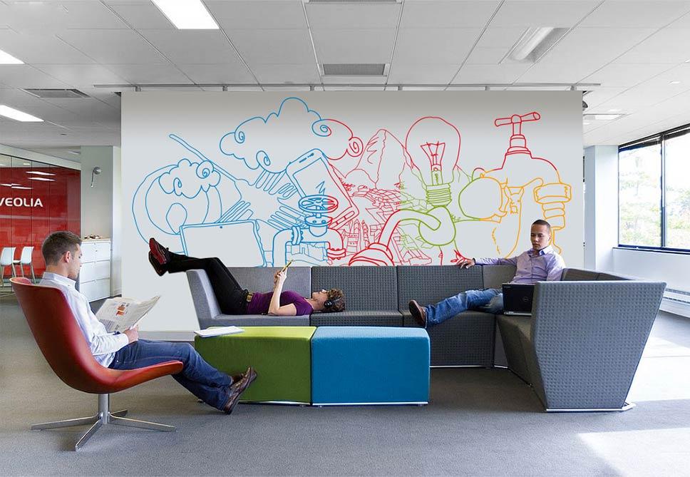 Brandstocker-agencia-madrid-Veolia-implatacion-vinilos-oficina-oficinas-7