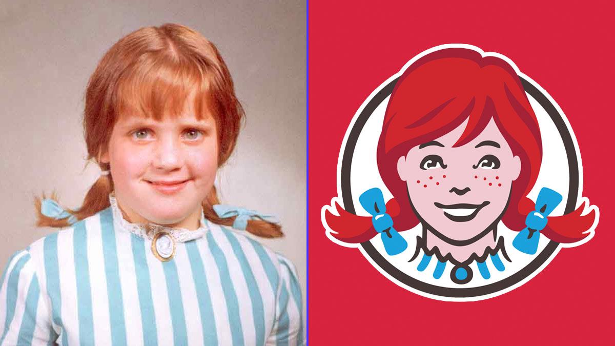 La pelirroja del símbolo de Wendy's es Melinda Lou, hija de Dave Thomas