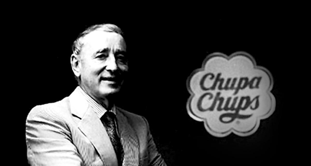 Enric Bernat, fundador de Chupa Chups