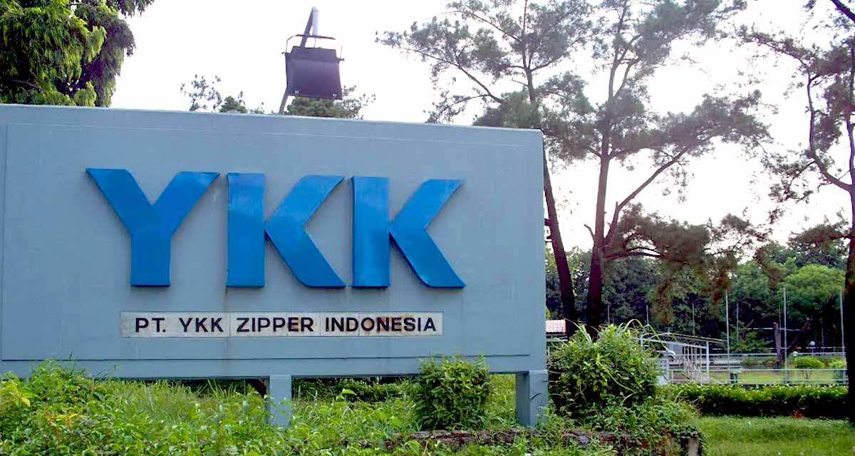 Sede de YKK en Indonesia