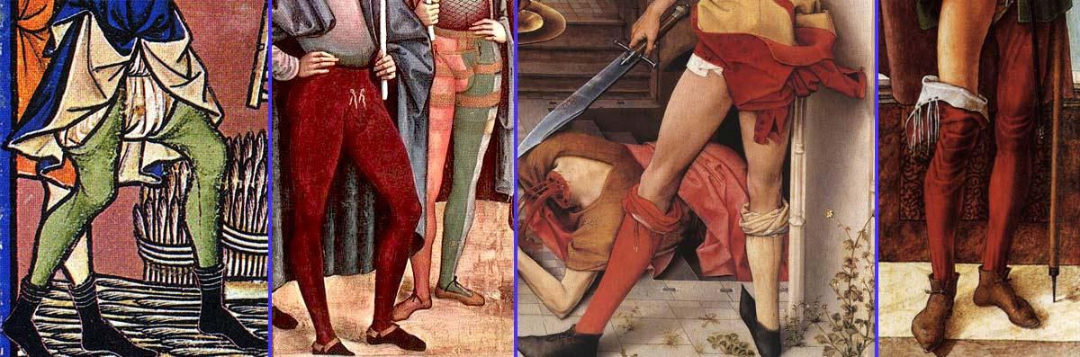 Diferencias entre calzas, medias calzas y calzones
