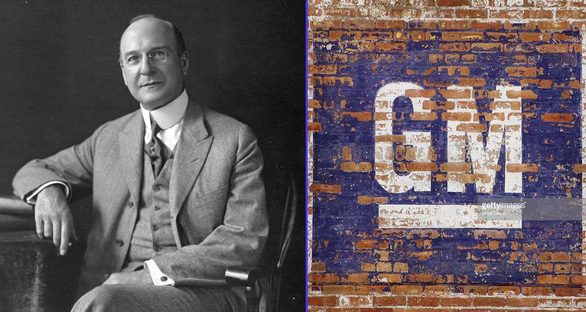 Pierre Samuel du Pont llegó a ser presidente de General Motors