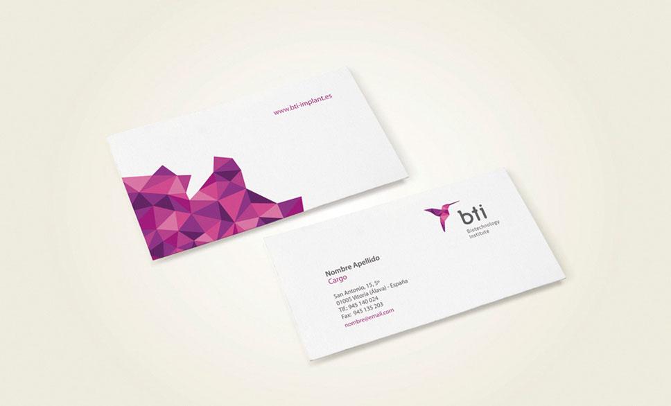 web branding BTI