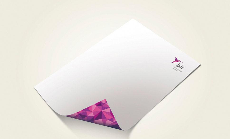 branding marca BTI
