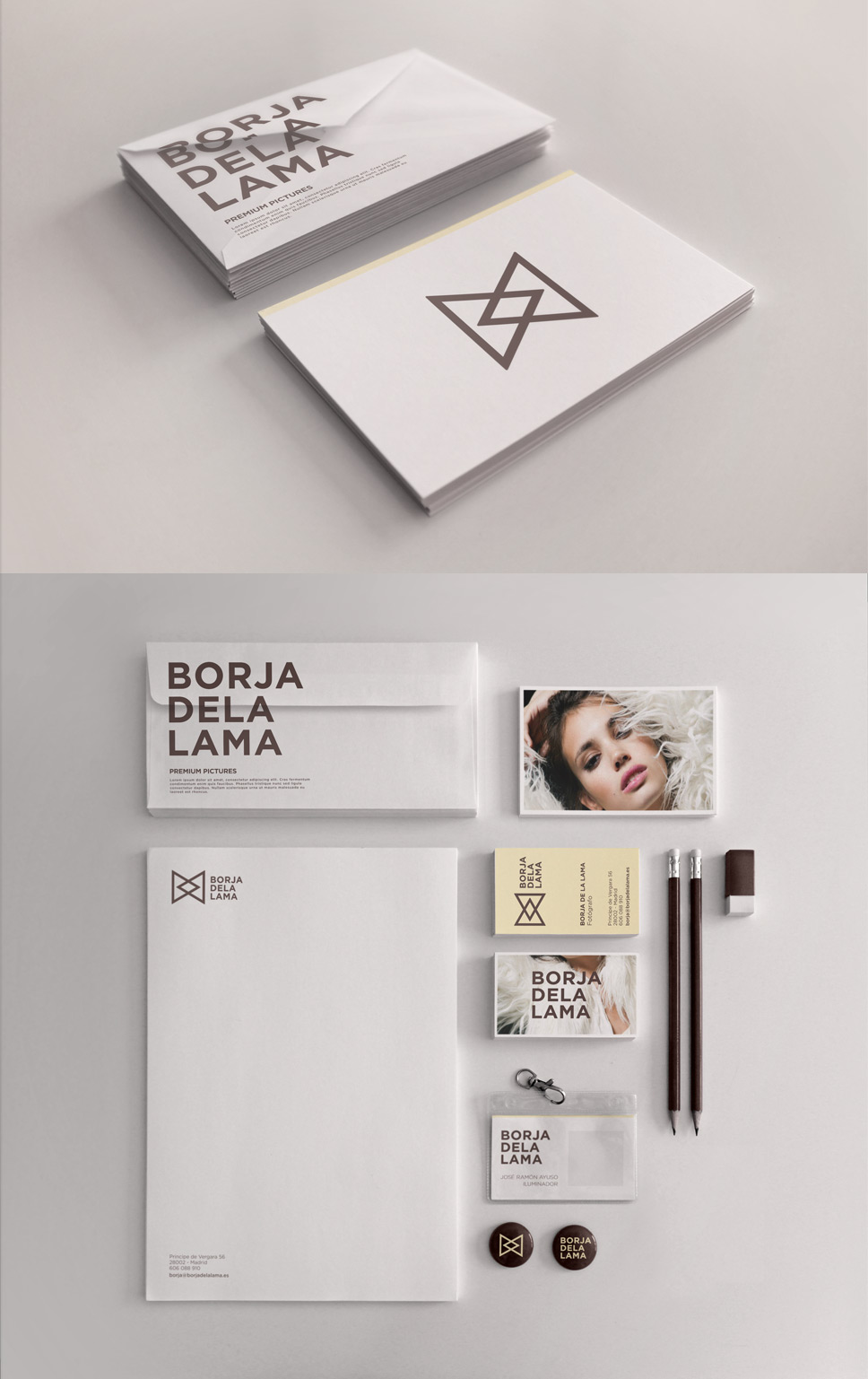 web branding borja de la lama