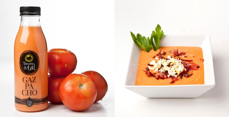 Estilo fotográfico de Tomate&tal
