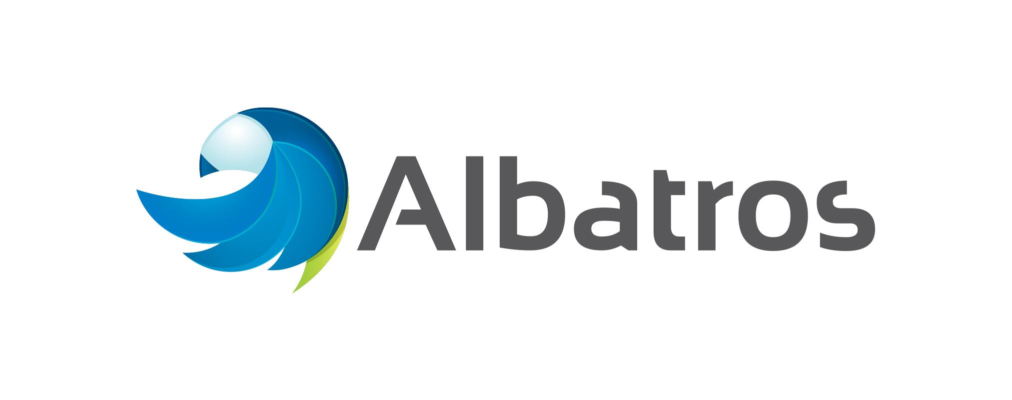 Logo + Símbolo de Albatros