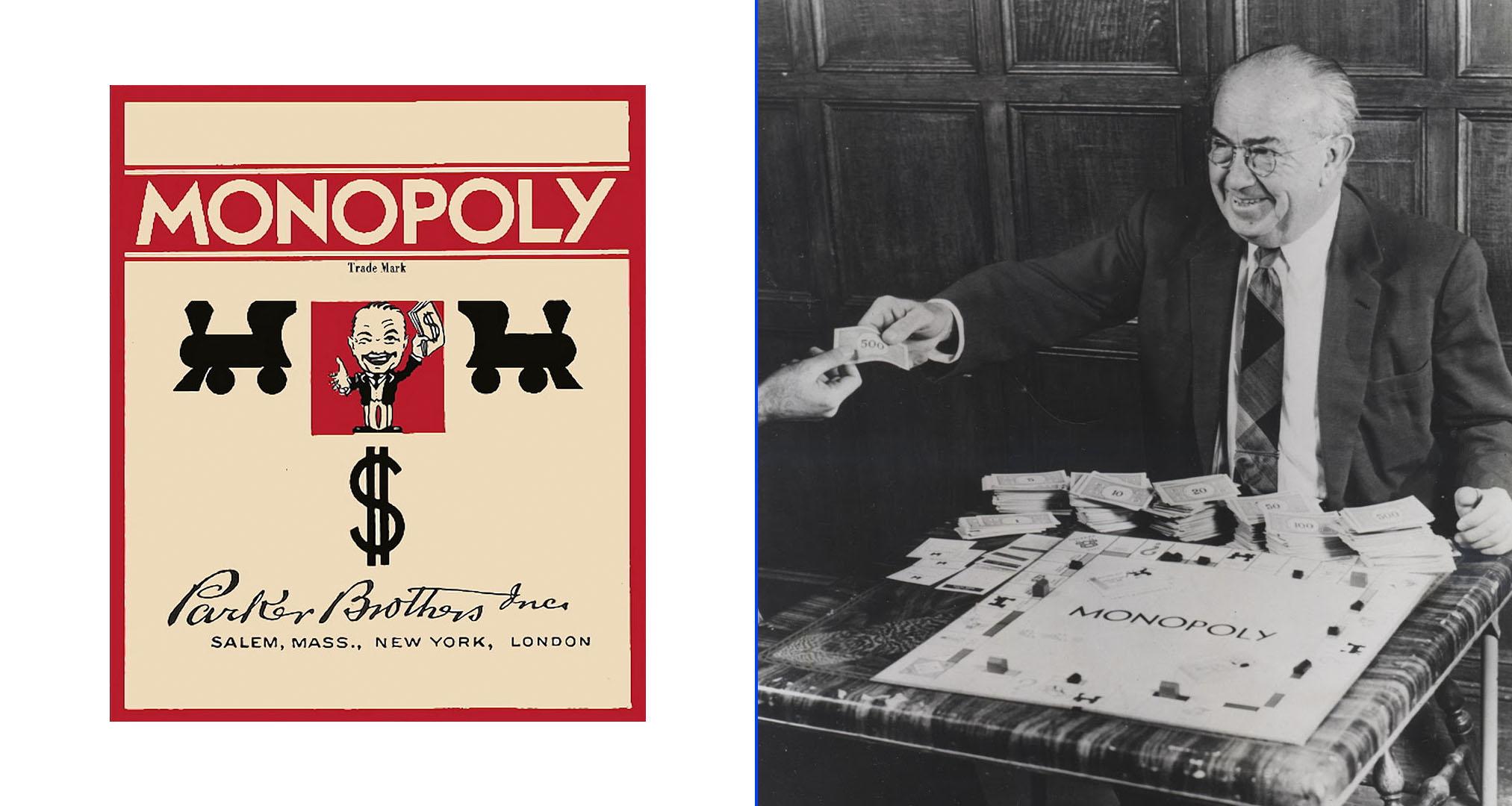 Charles Darrow, el hombre que plagió el Monopoly