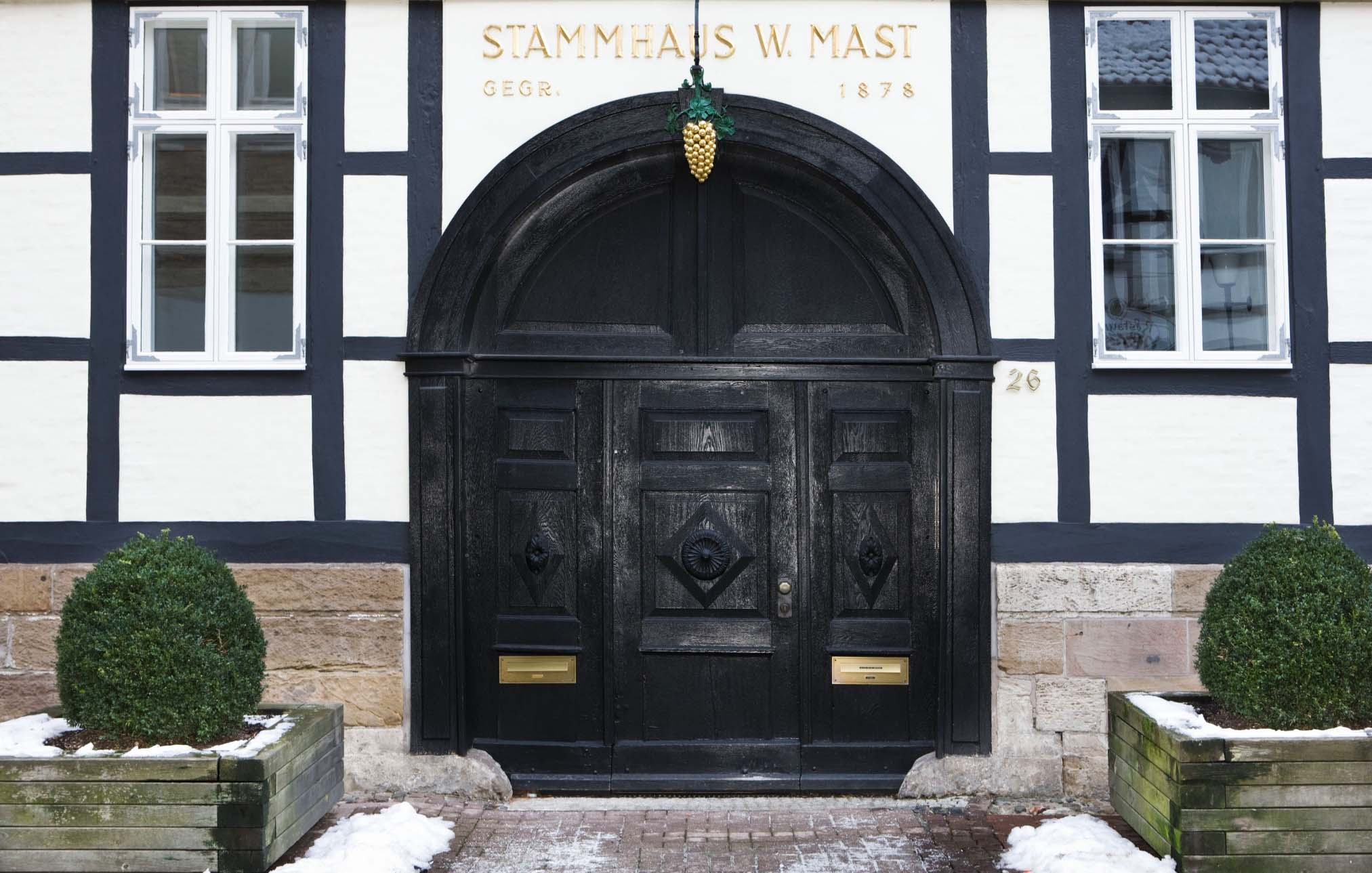 Primera sede de Jägermeister en Wolfenbüttel