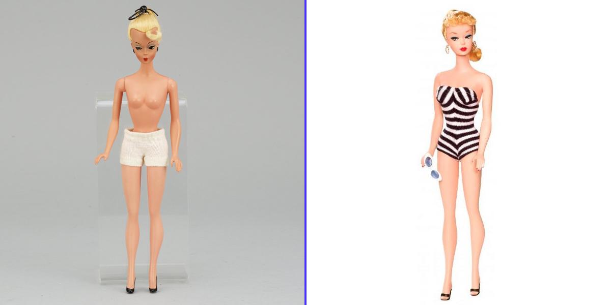 Bild Lilli - Primera Barbie