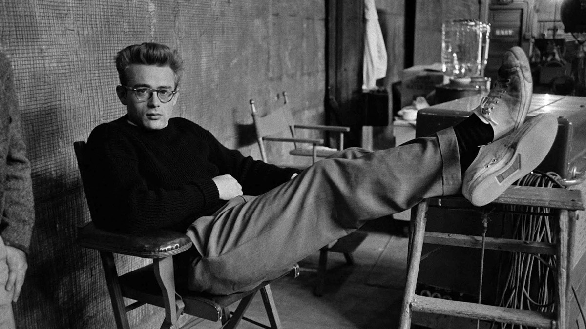 James Dean por Phil Stern, el fotógrafo de Hollywood
