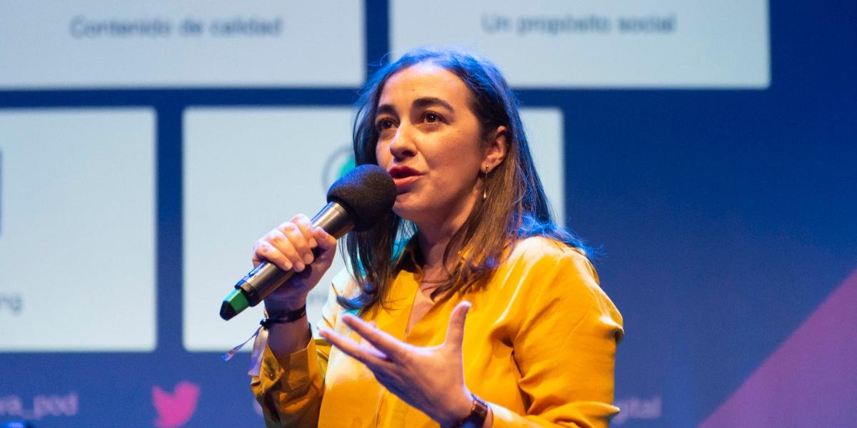 Podcast / Hablamos de branding y comunicación con Silvia Castro