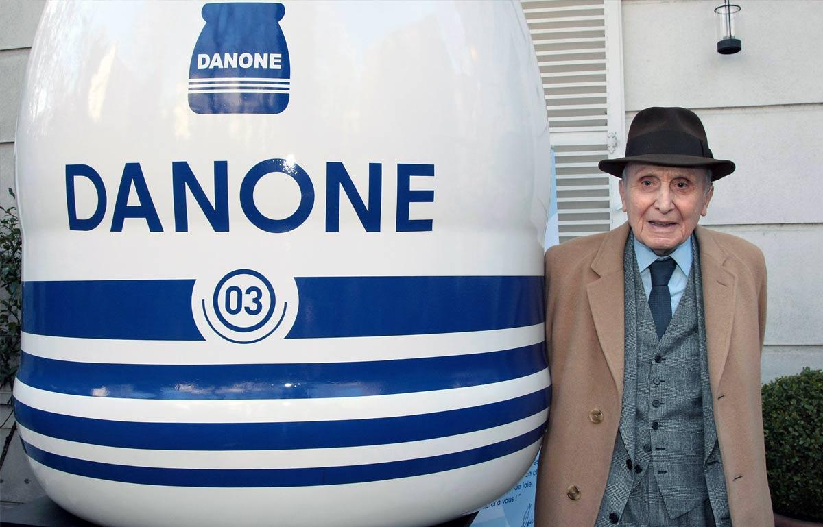 Isaac Carasso, inventor del yoghourt y fundador de Danone