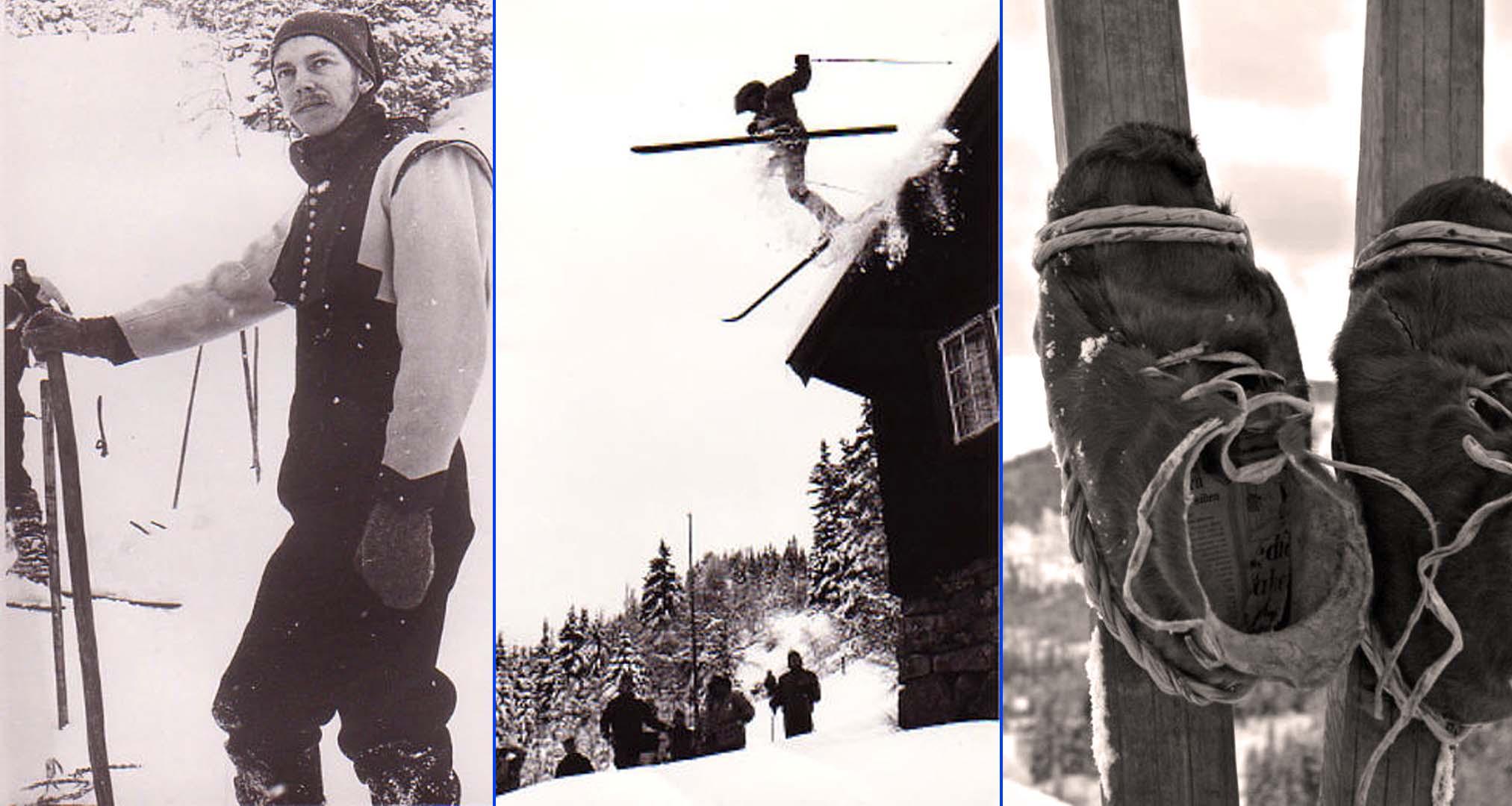 Sondre Nordheim padre del esquí moderno