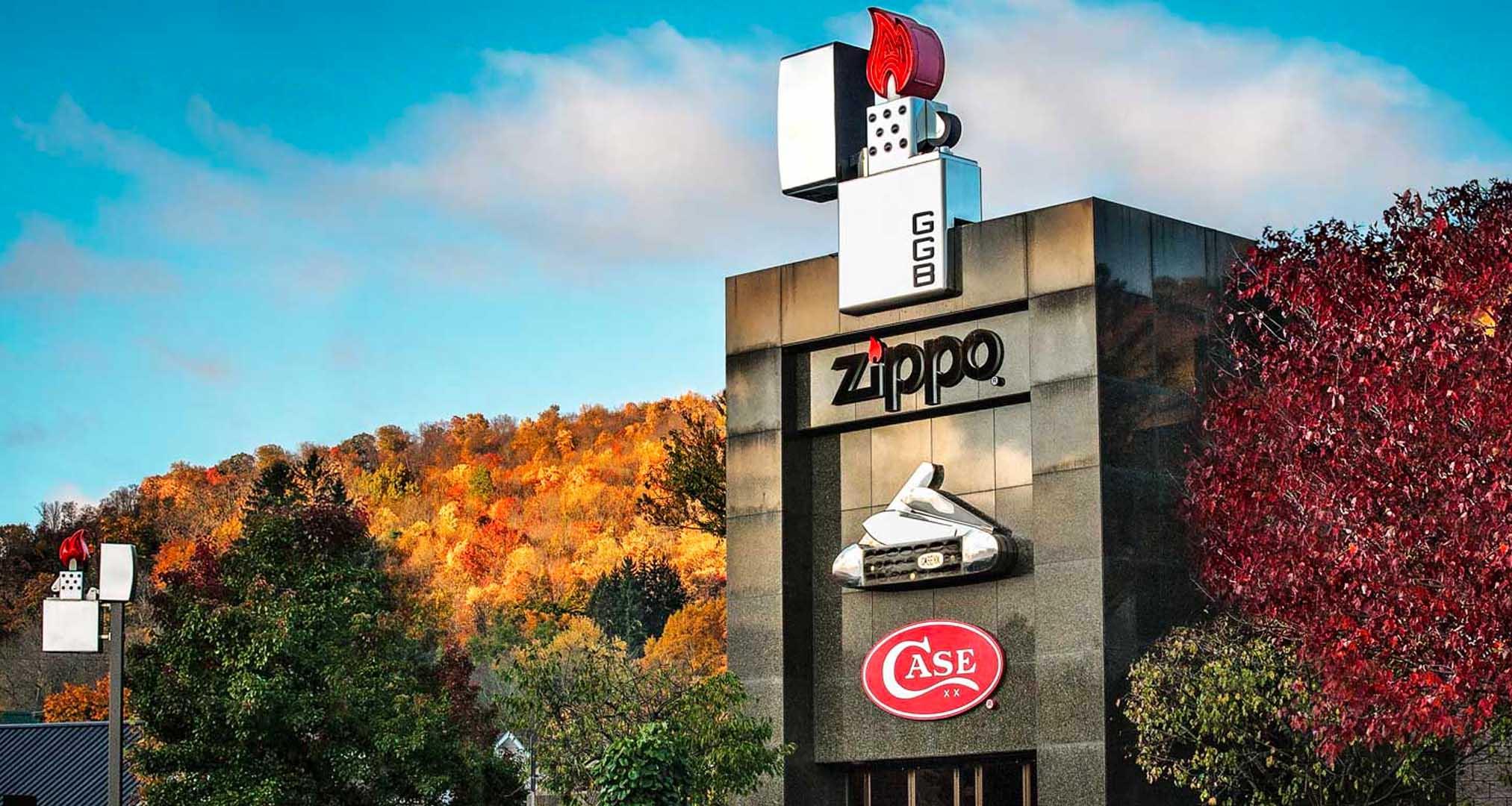 Museo de Zippo en Bradford