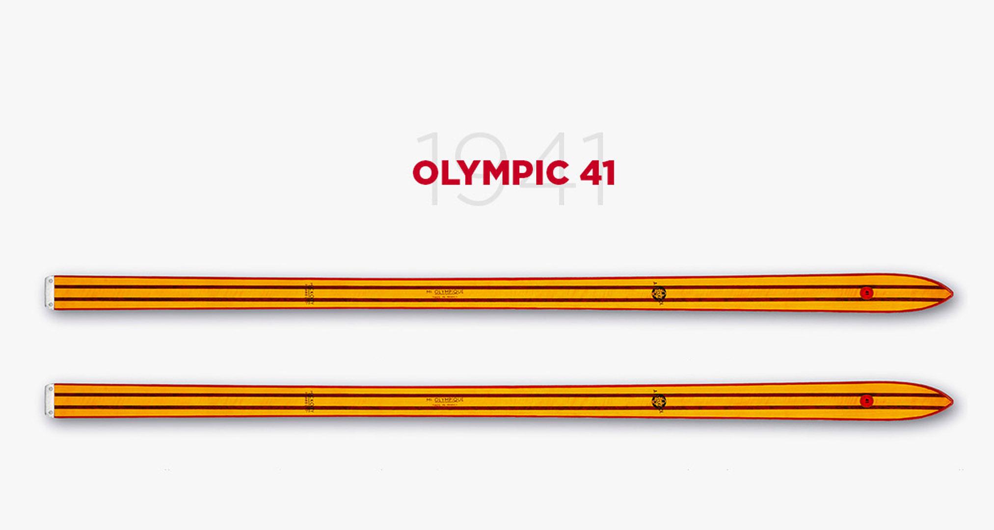 Olympic 41 de Rossignol