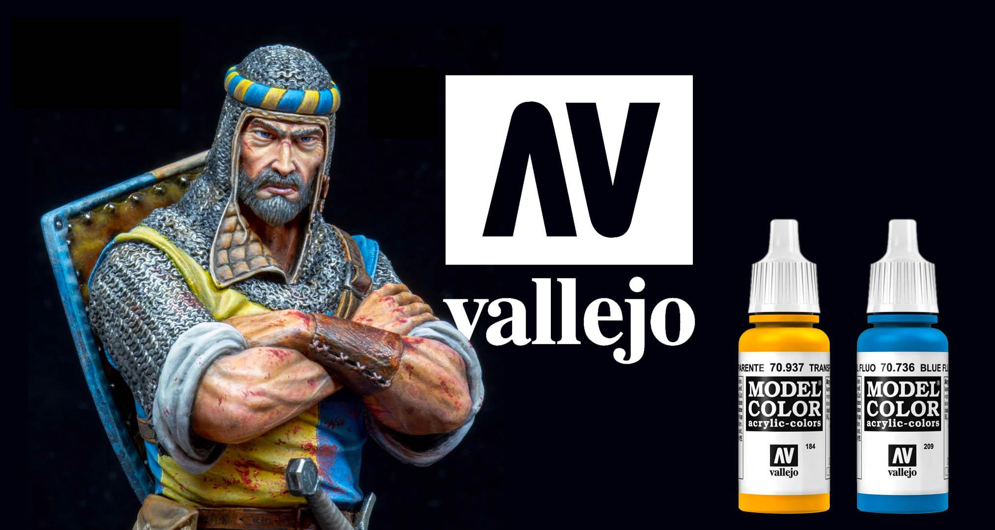 Podcast / Vallejo, el mejor fabricante de acrylicos del mundo