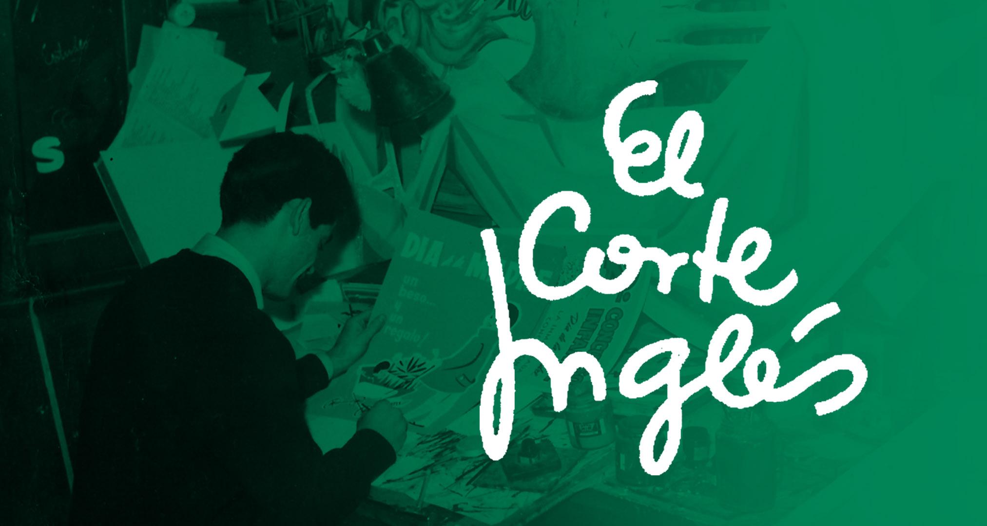 Podcast / Hablamos de branding y el creador del logotipo de El Corte Inglés