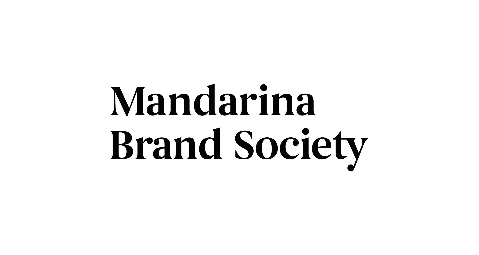 Podcast / Hablamos de branding con Mandarina