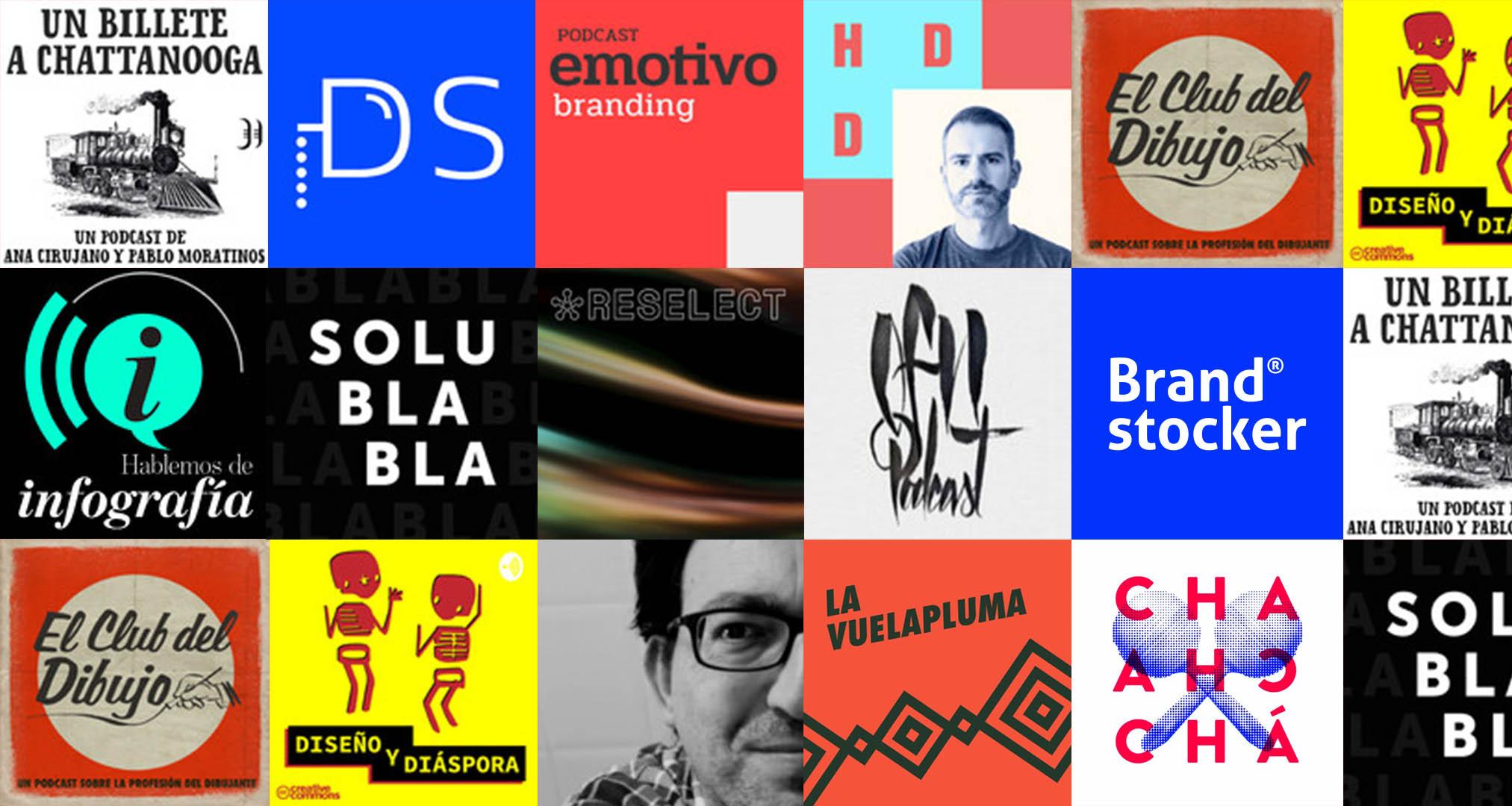 Podcast / Los mejores podcasts de diseño en español