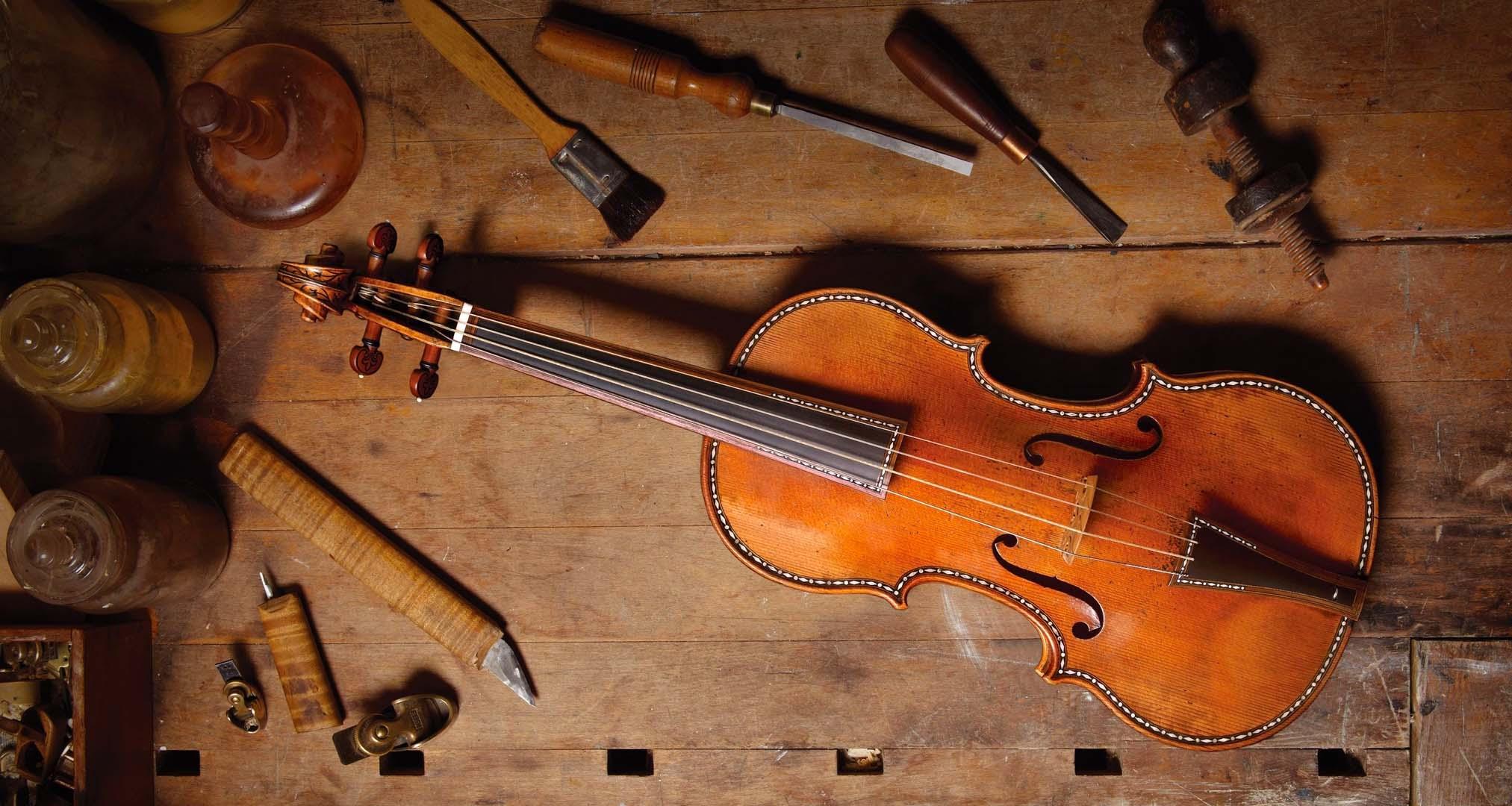 Más de 300 años después, nadie ha conseguido igualar el sonido de los Stradivarius