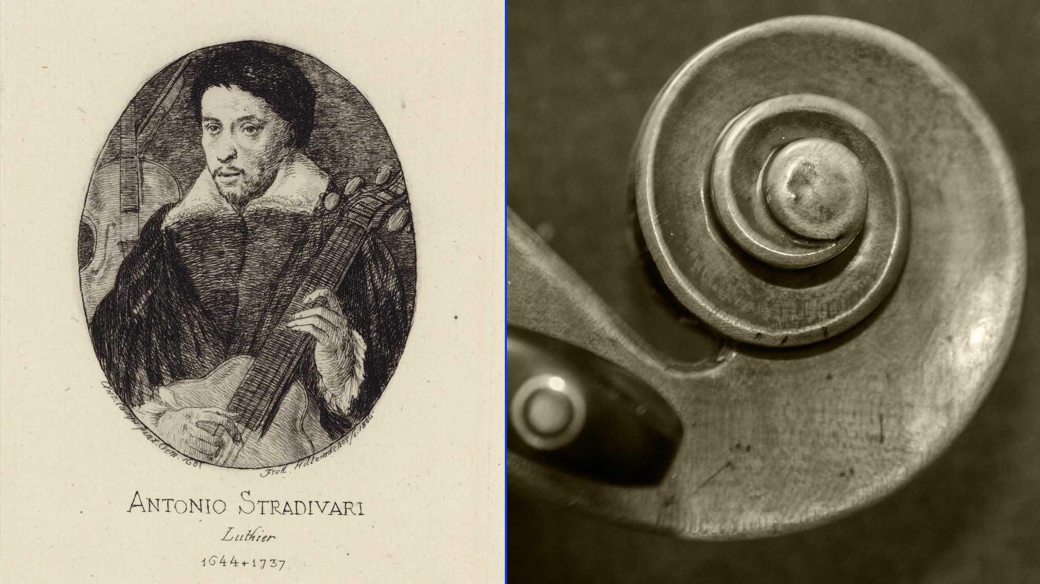 Antonio Stradivari (1644-1737), el mejor lutier del mundo