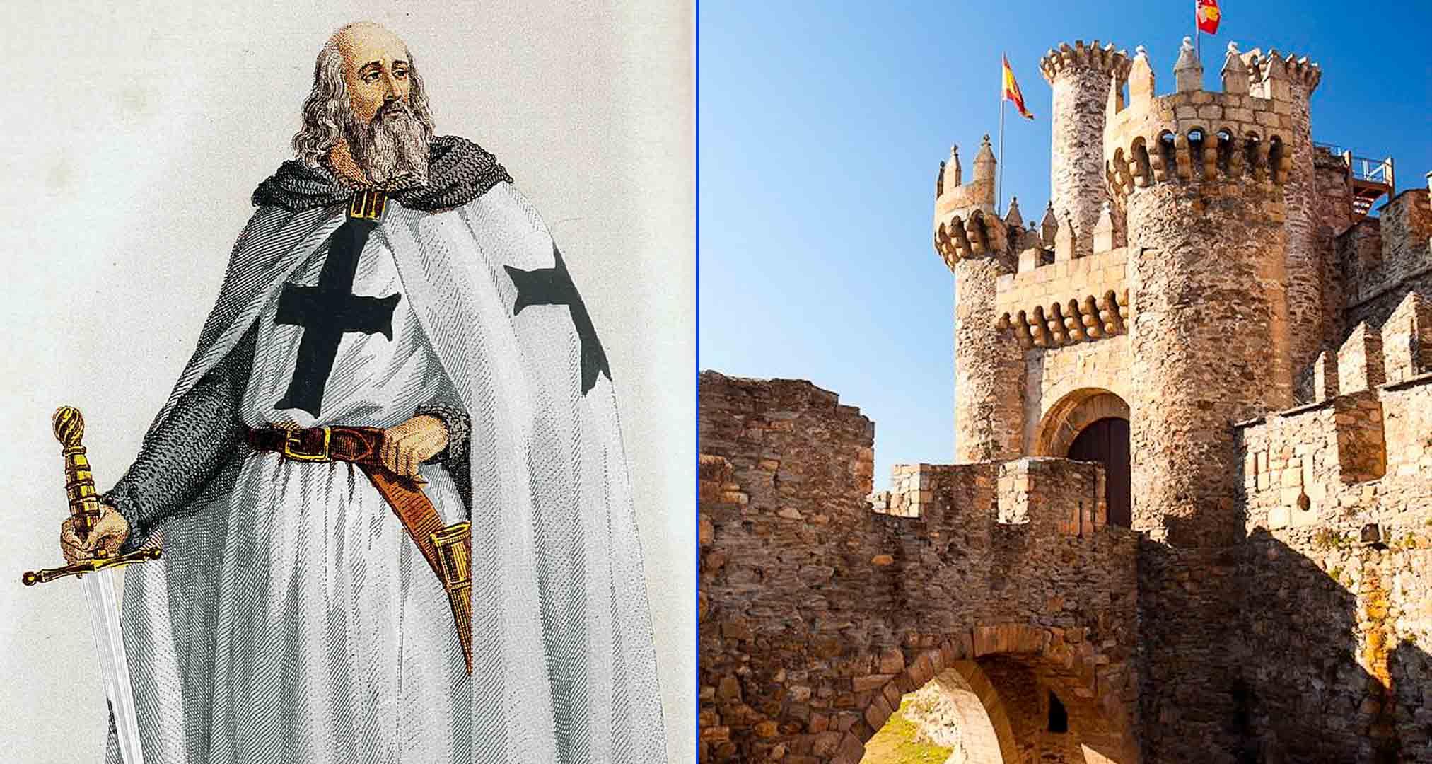 Hugo de Payns - Castillo Templario de Ponferrada