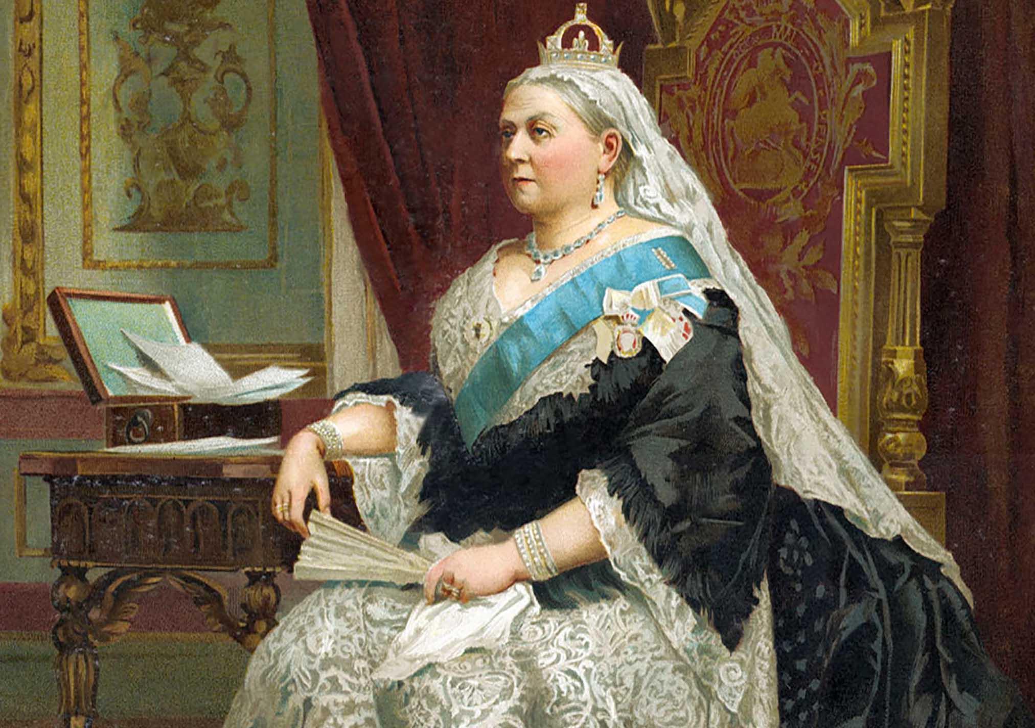 Reina Victoria del Reino Unido de Gran Bretaña e Irlanda y emperatriz de la India