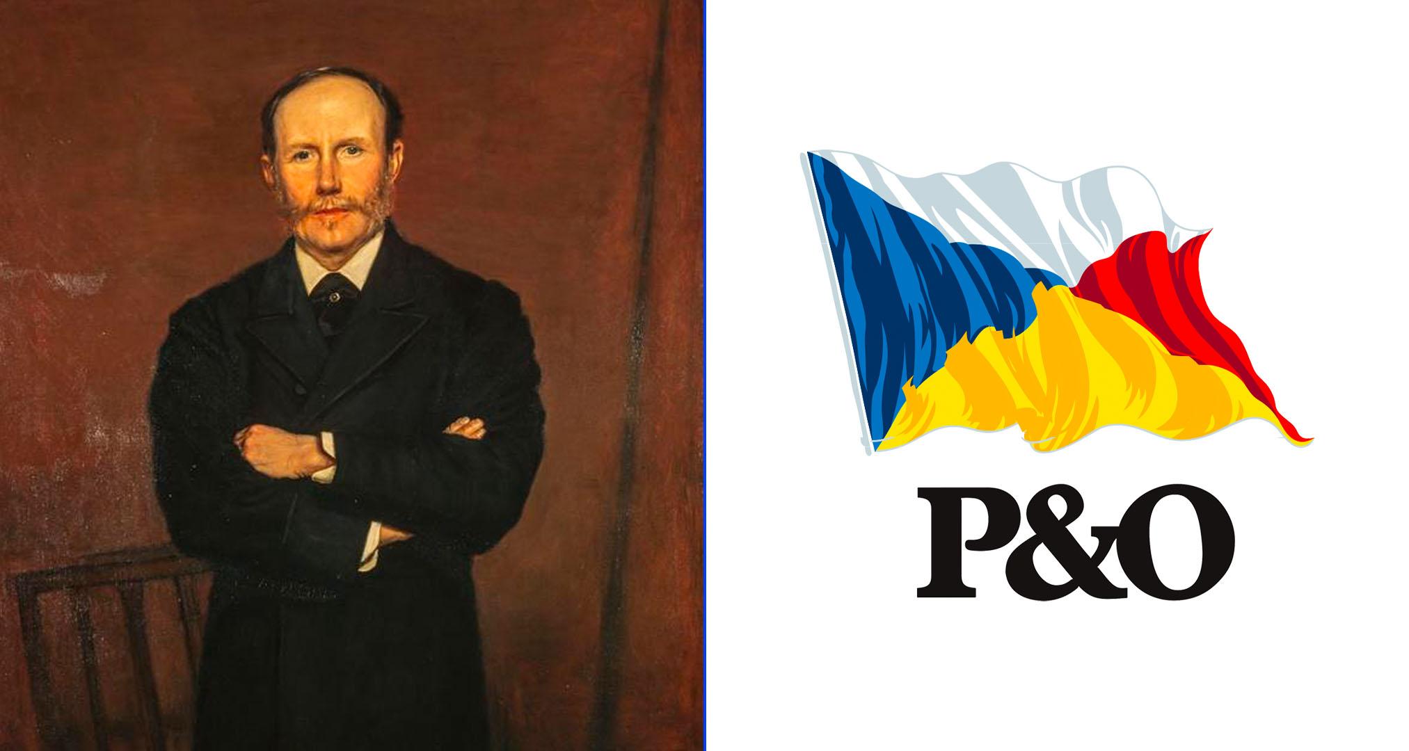 Thomas Sutherland (1834-1922) - Marca de la P&O