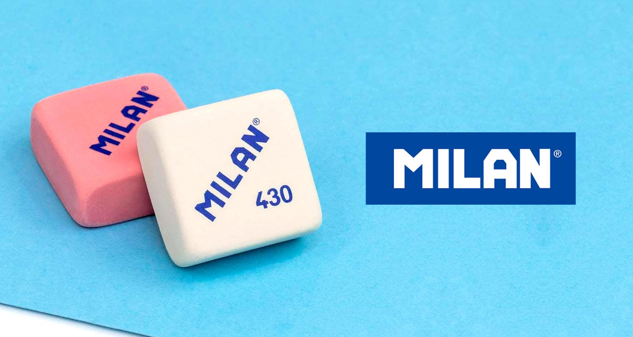 Podcast / Milan y el origen de la goma de borrar