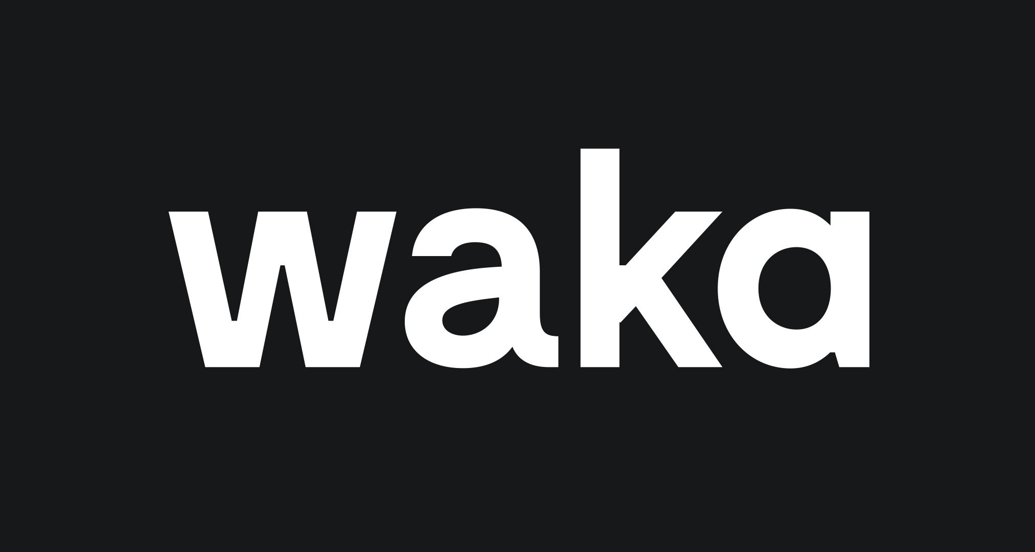 Podcast / Hablamos de branding con el estudio Waka